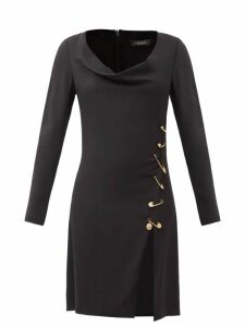 Mary Katrantzou - Camille Striped Cotton Blend Maxi Skirt - Womens - Multi