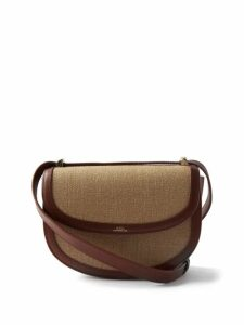 Roland Mouret - Trinity Laser-cut Panelled Wool Midi Dress - Womens - Red