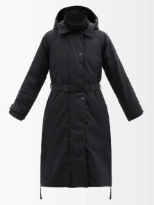 Msgm - Ruffled Pussy-bow Satin Blouse - Womens - Green