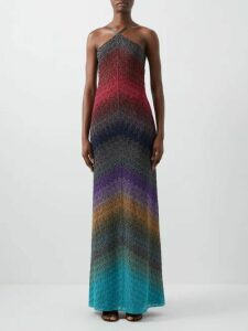 Prada - Bubble-sole Cross-strap Slingback Sandals - Womens - White