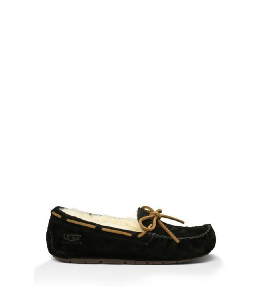 UGG Dakota Womens Slippers Black 10