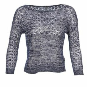 Naf Naf  NADIE  women's Sweater in Blue