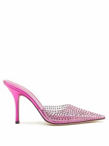 Joseph - Henry Dropped-shoulder Chambray Blouse - Womens - Dark Blue