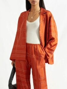 Jimmy Choo - Mimi 100 Wrap-around Suede Sandals - Womens - Red