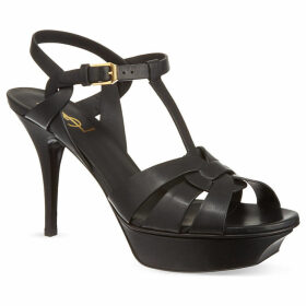 Tribute 75 leather heeled sandals