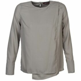 La City  NIETOU  women's Blouse in Grey