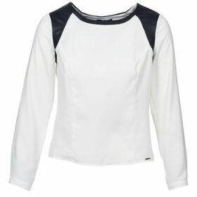 La City  LAETITIA  women's Blouse in White