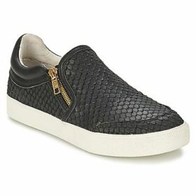Ash  INTENSE  women's Slip-ons (Shoes) in Black