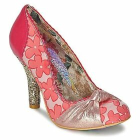 Irregular Choice  SMARTIE PANTS  women's Court Shoes in Pink