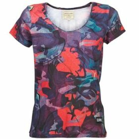 Eleven Paris  HAREL  women's T shirt in Multicolour