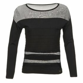 La City  URBANA  women's Sweater in Black