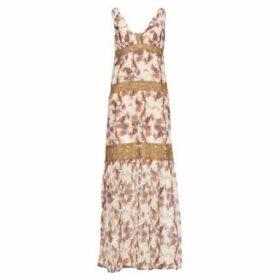 Gaudi  ABHI  women's Long Dress in Multicolour