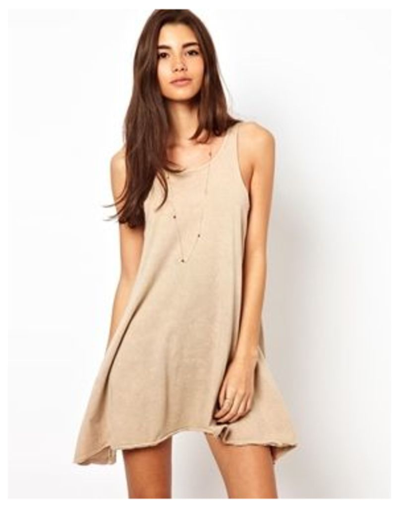 ASOS Swing Dress in Acid Wash