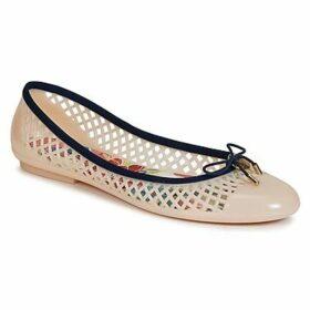 Lemon Jelly  MALU  women's Shoes (Pumps / Ballerinas) in Beige