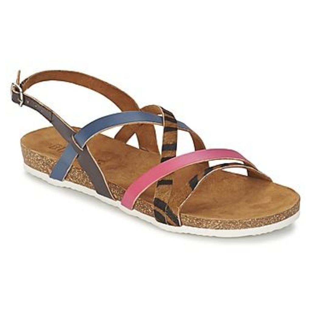 Bunker  LAST MAHON  women's Sandals in Multicolour