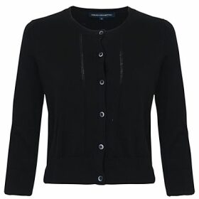 French Connection Spring Bambino Cardigan, Black