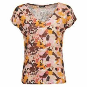 Kookaï  SILETU  women's T shirt in Multicolour