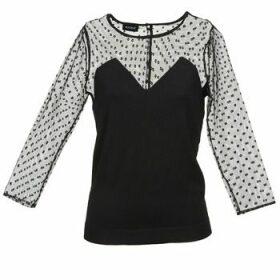 Kookaï  FERMULE  women's Sweater in Black