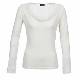 Kookaï  BIADOU  women's Sweater in White
