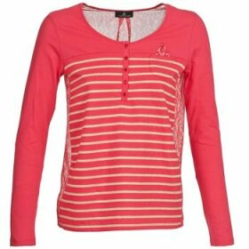 One Step  CENDRARS  women's Sweater in Pink