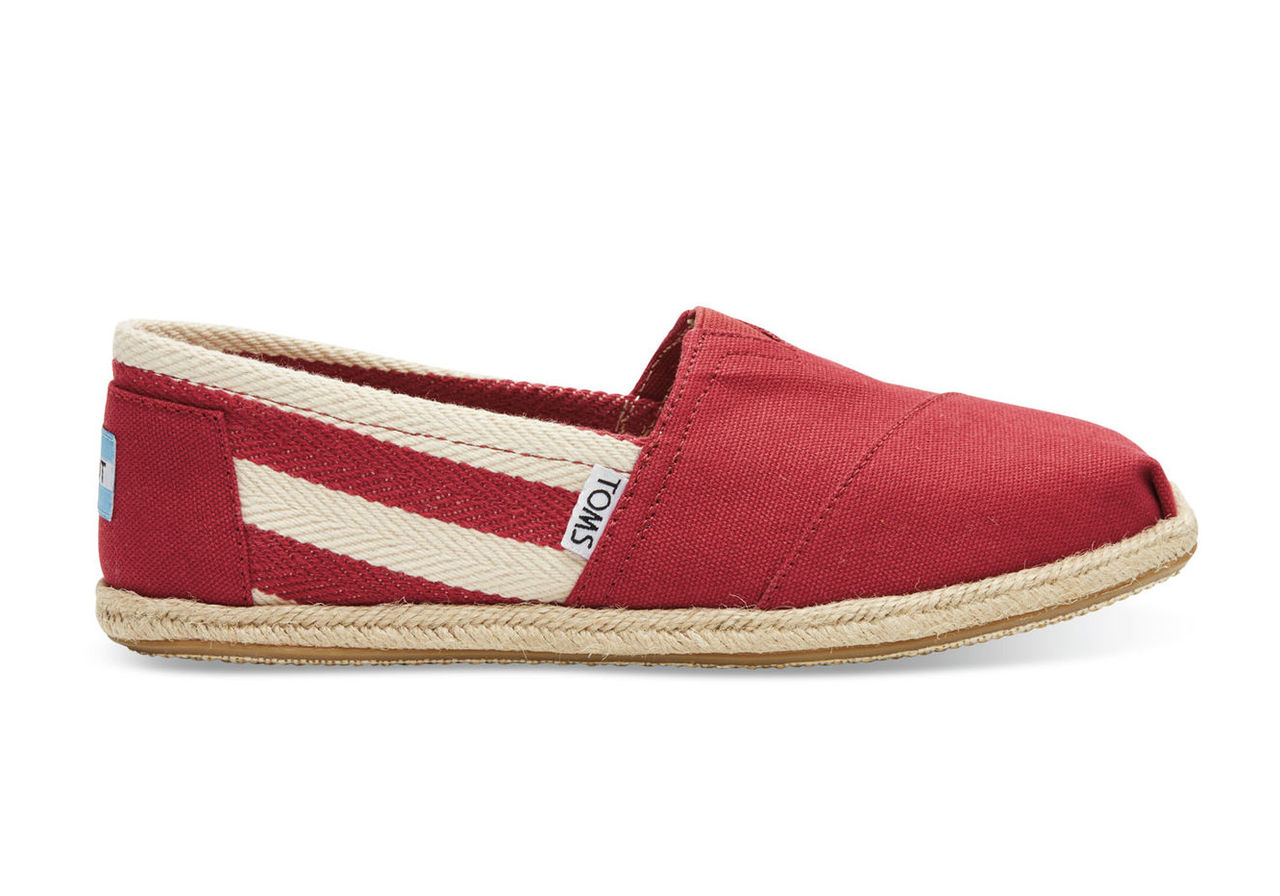 Red Stripe University Women's Classics