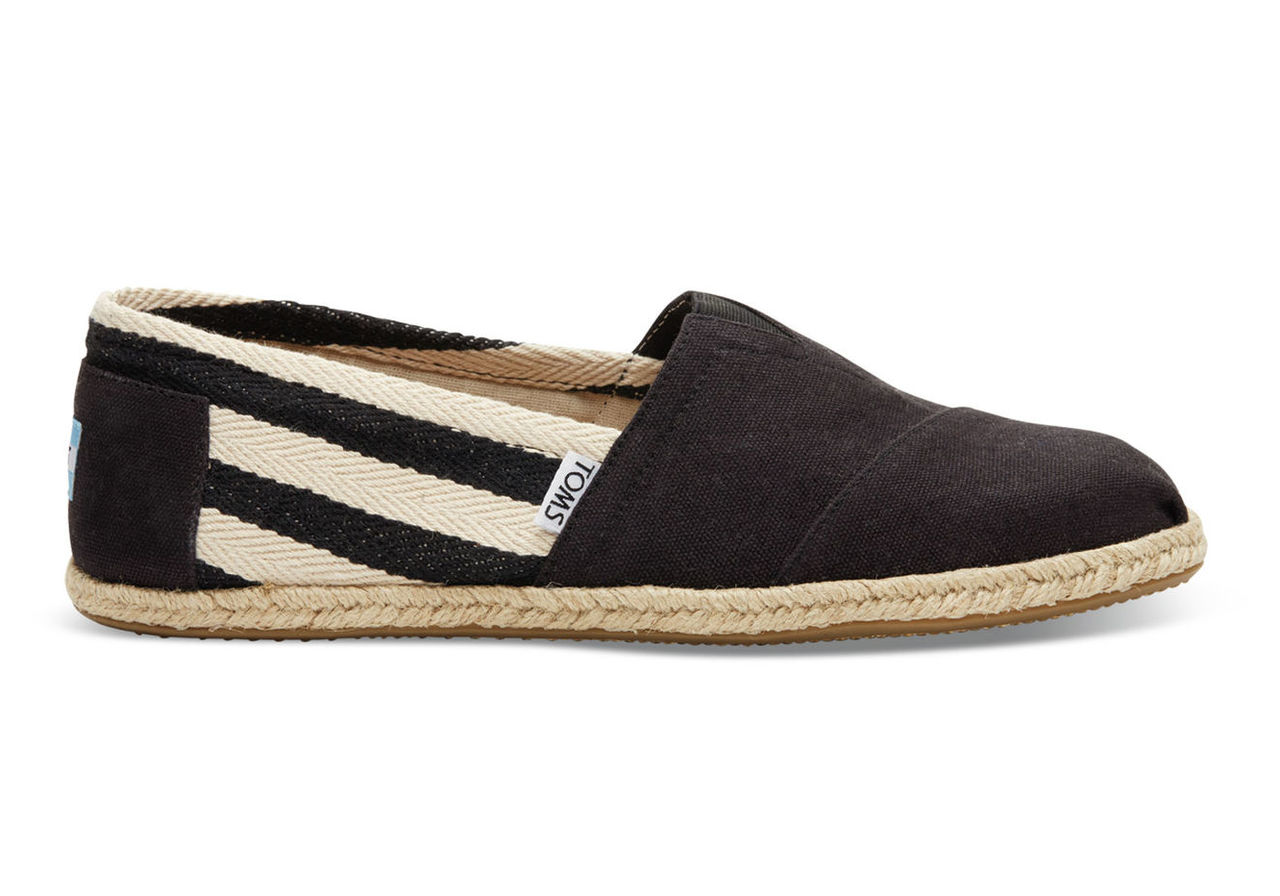 Black Stripe University Women's Classics