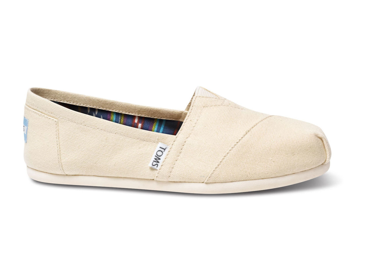 Canvas Natural Women's Classics