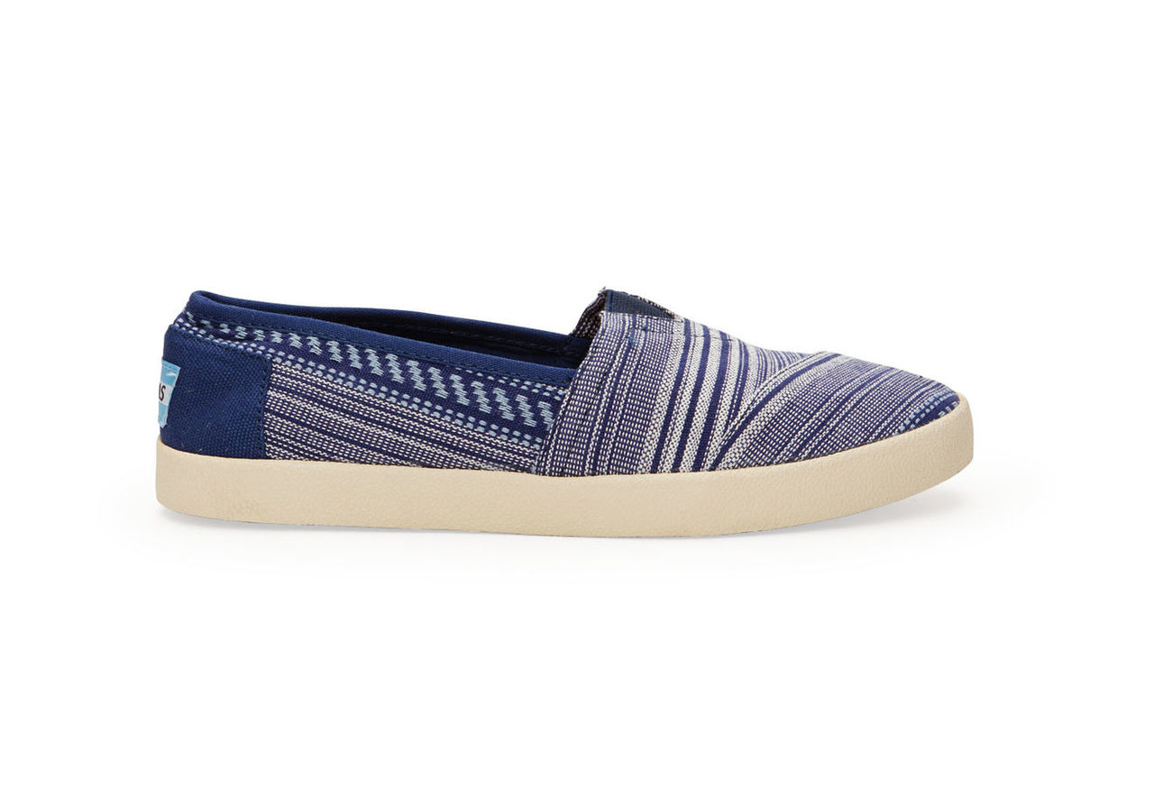 Ink Tribal Woven Women's Avalon Slip-Ons