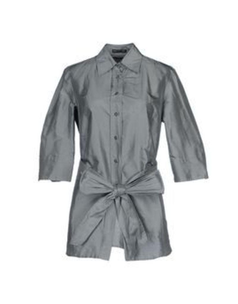 FABRIZIO LENZI SHIRTS Shirts WOMEN on YOOX.COM