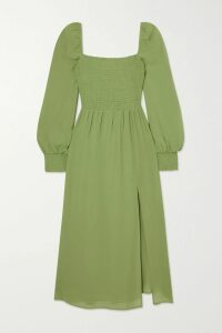 rag & bone - Bella Velvet Bootcut Pants - Red