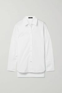 Philosophy di Lorenzo Serafini - Metallic Ribbed Stretch-knit Midi Dress - Red
