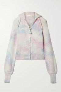 Veronica Beard - Frayne Double-breasted Crepe Blazer - Baby pink
