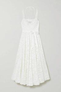 A.P.C. Atelier de Production et de Création - Marie Striped Satin Shirt - White
