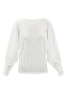 Fendi - By The Way Canvas Shoulder Bag - Womens - Cream Multi