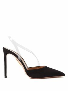 Gioia Bini - Carolina Gathered Cady Midi Dress - Womens - Green