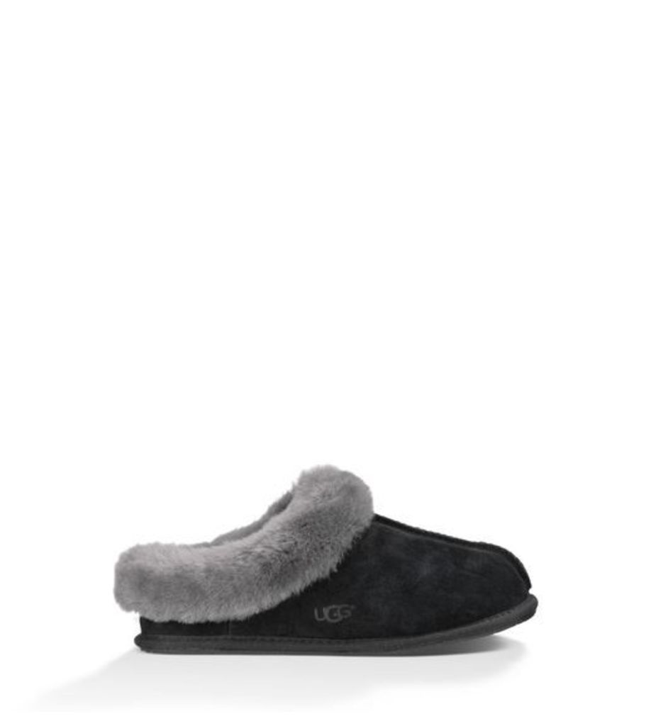 UGG Moraene Womens Slippers Black 9