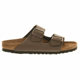 Birkenstock Arizona faux-leather sandals, Women's, Size: 5, Mocha