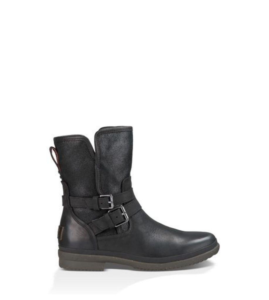 UGG Simmens Womens Boots Black 8