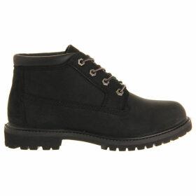 Timberland Nellie waterproof chukka boots, Women's, Size: 03/01/1900, Black mono