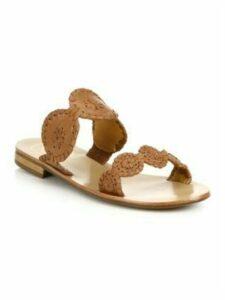 Lauren Leather Sandals