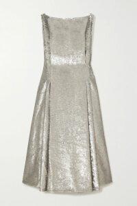 Giuseppe Zanotti - Celeste Leather Sock Boots - Black