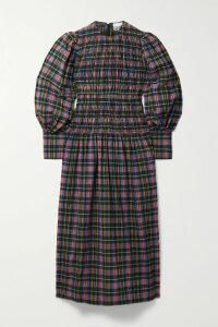Moncler Genius - + 4 Simone Rocha Appliquéd Floral-print Shell Jacket - Black