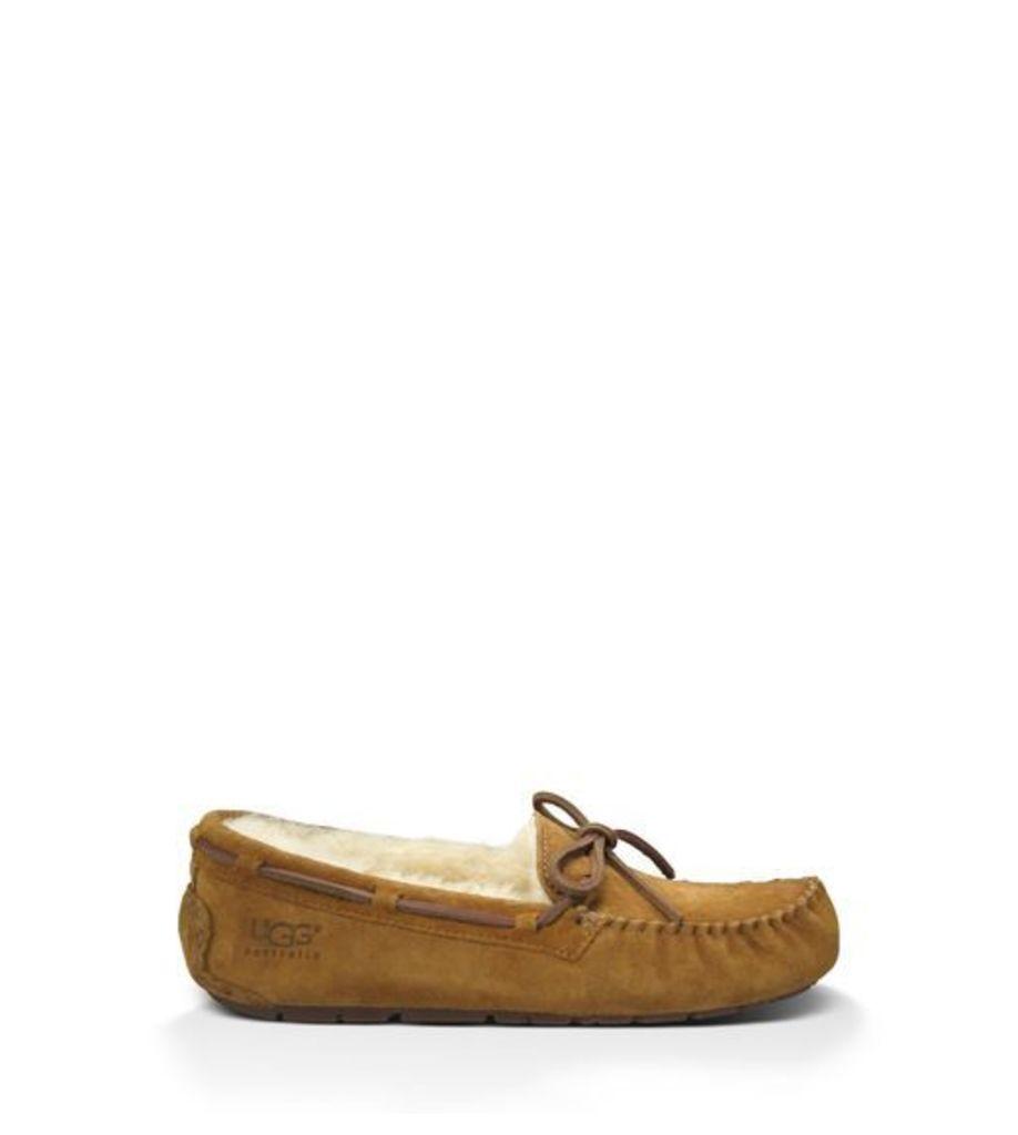 UGG Dakota Womens Slippers Chestnut 10
