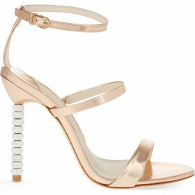 Rosalind crystal heeled sandals