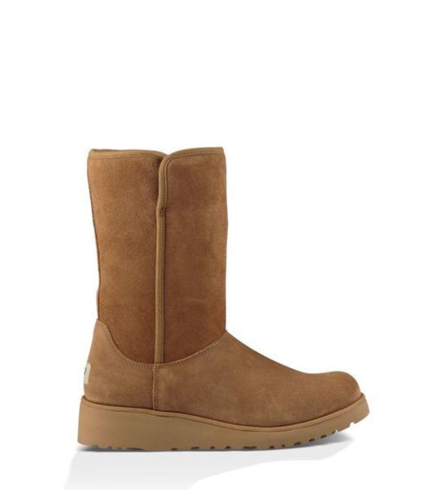 UGG Amie Womens Boots Chestnut 8