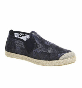 Flossy Linares Espadrille NAVY LACE