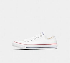 Womens Chuck Taylor All Star Ox Leather Trainer