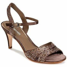 Luciano Barachini  MACCHIE  women's Sandals in Brown