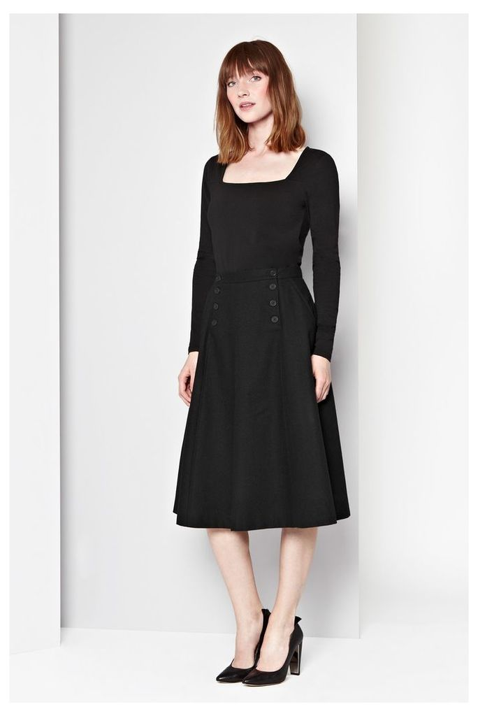 Kendal Flannel Skirt