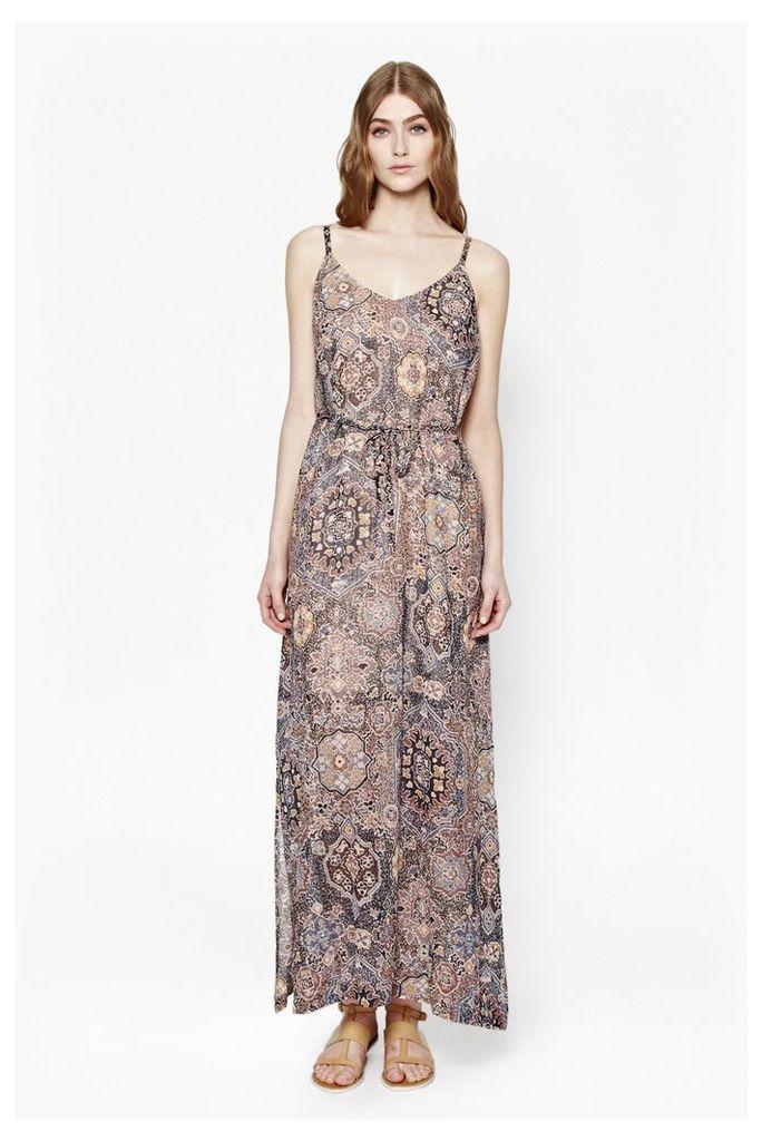 Marrakesh Express Maxi Dress